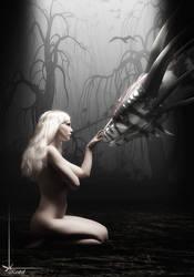 Dragon by Arielle-Fox