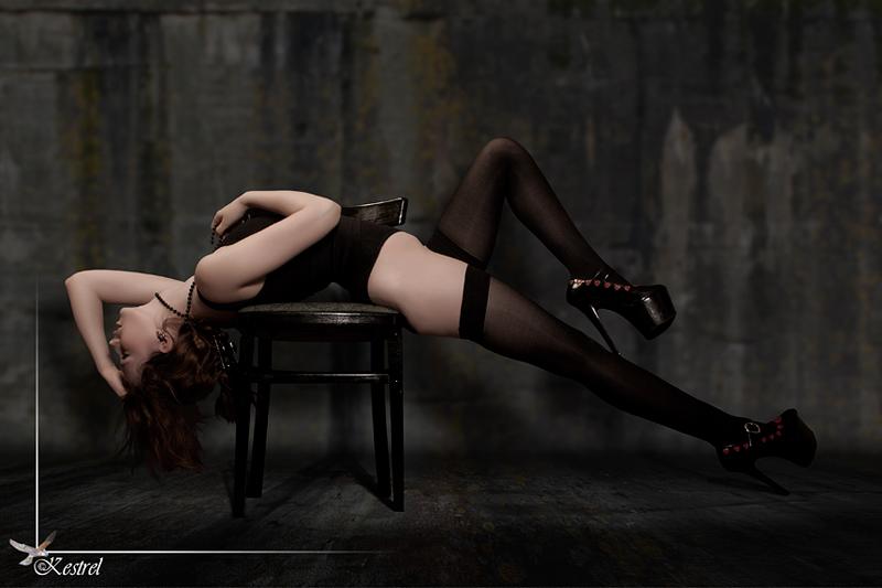pose by Arielle-Fox