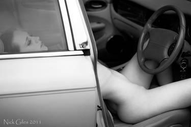 Car seat by Arielle-Fox
