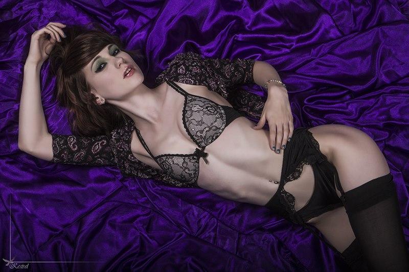 Purple dreams  3 by Arielle-Fox