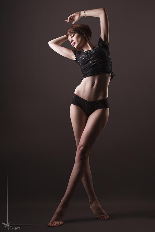 Ballet geek by Raspberry-Jam-Model