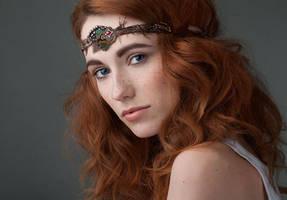 That redhead by Arielle-Fox