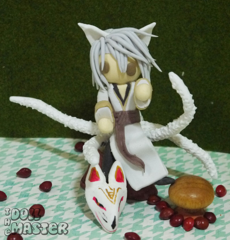 Hiiro No Kakera - Yuuichi Komura  Clay  by r0ckd0llyYuuichi Hiiro No Kakera
