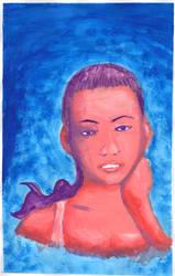 Guoache girl