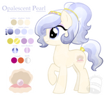 Opalescent Pearl [2015]