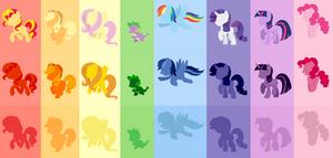 Shine Like Rainbows v.2