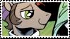 Mirror King Sombra Stamp by Tambelon