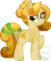 [Gift] Amber Lily by Tambelon