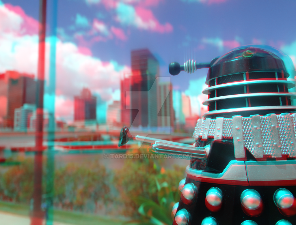 Dalek3D by tard15
