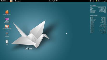 ubuntu..?? by anggaFSP
