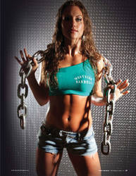 Fitness Model - Published in POWER magazine