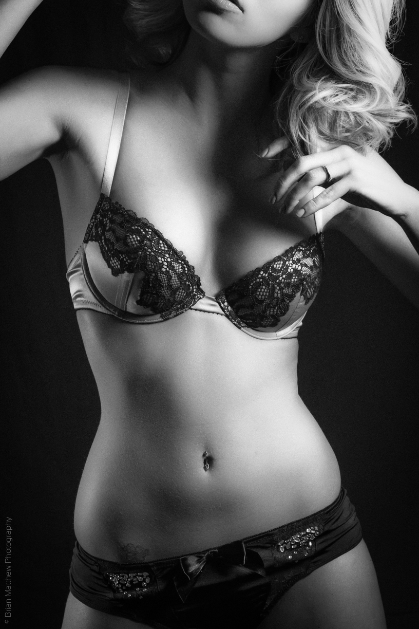 Lingerie by BrianMPhotography