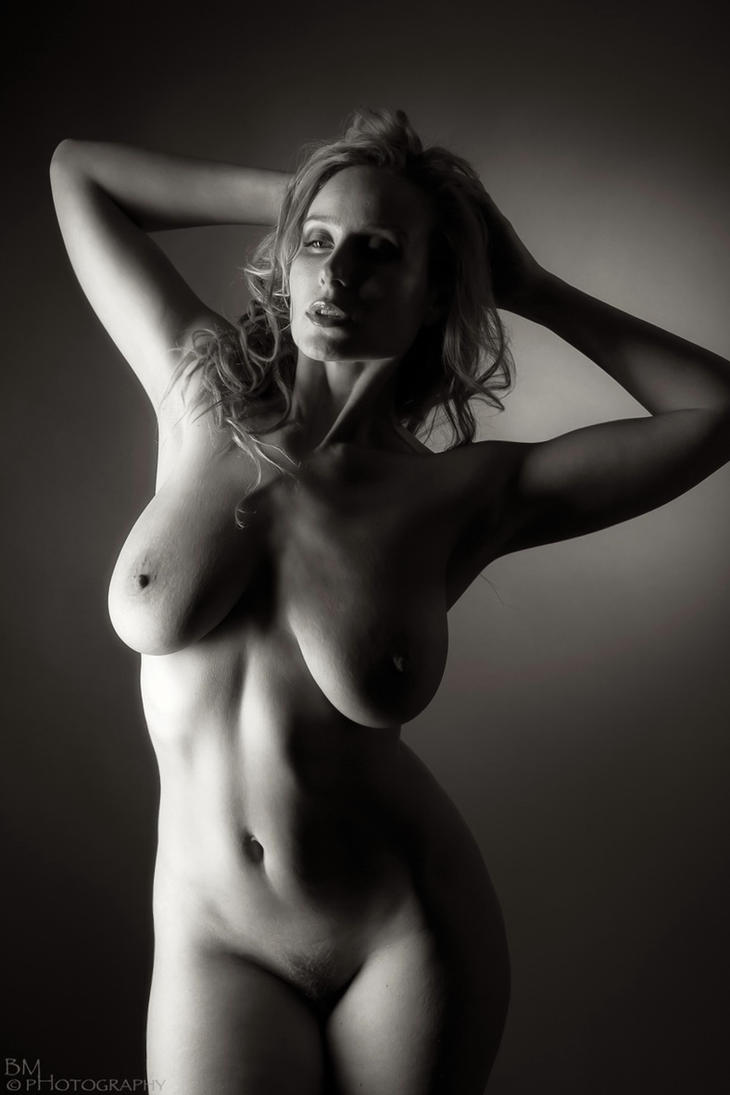 Vassanta - Art Nude by BrianMPhotography