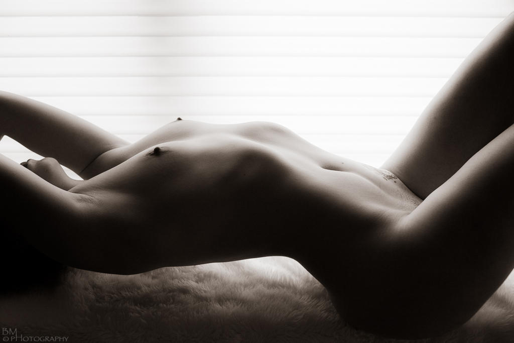 Torso Bend by BrianMPhotography