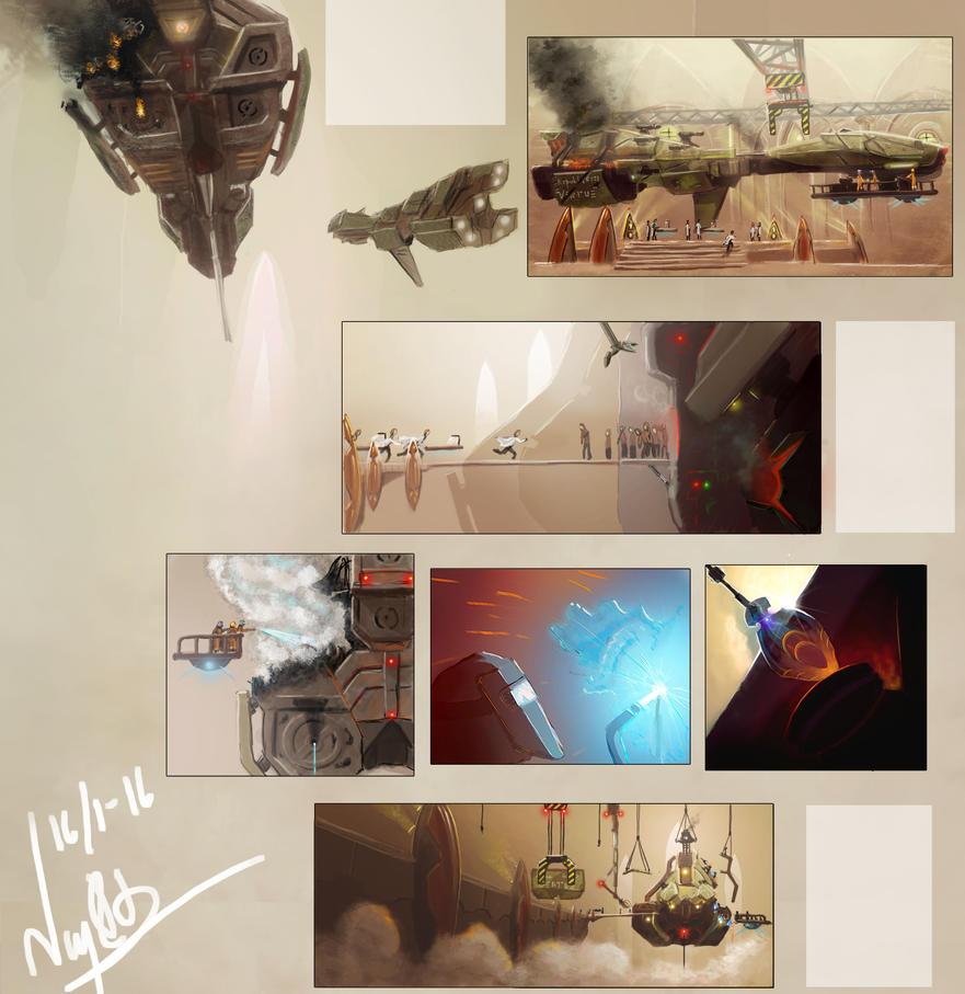 ''VIP'' - page 1 - The White Brutor by MrPheenox