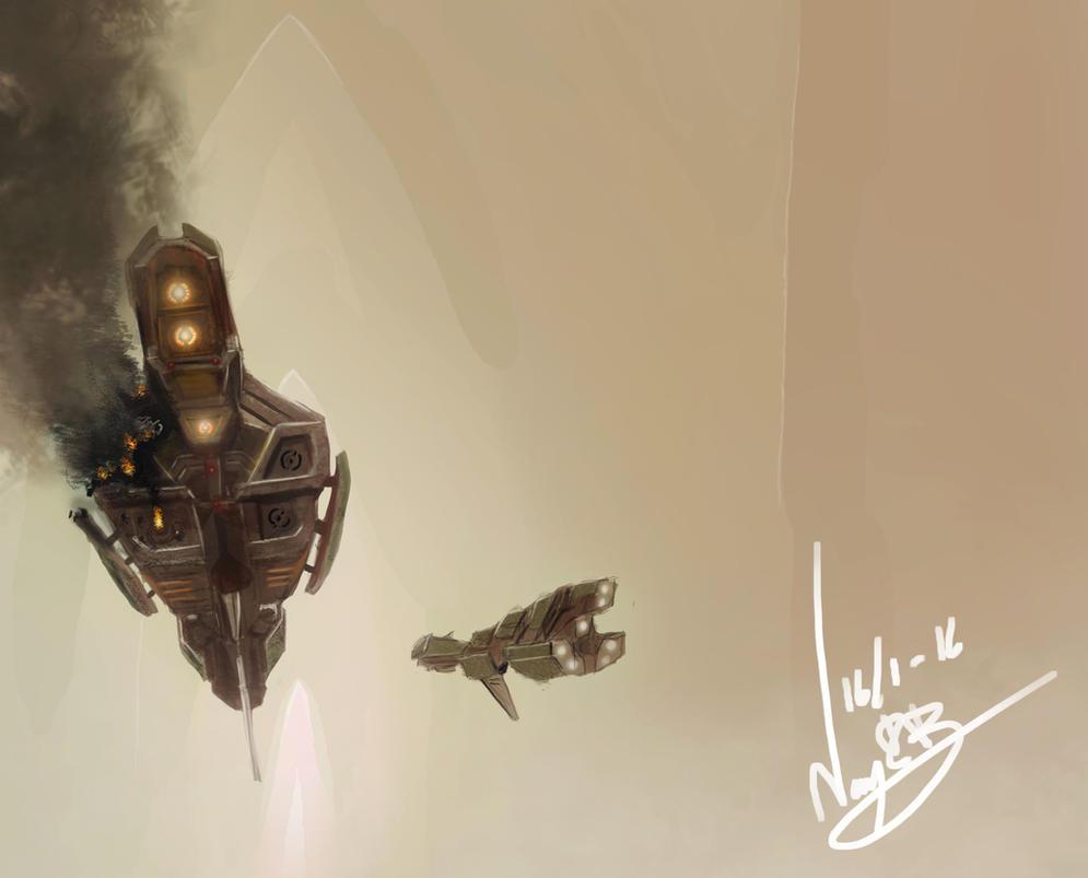 Returning Heroes by MrPheenox