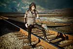 Steampunk in Alviso.