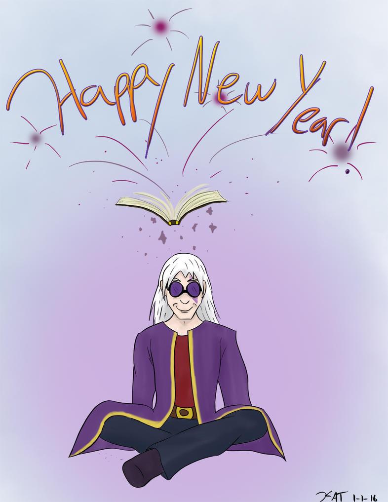 Chrono New Year by Poochyena123