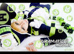 DRAMAtical Murder (DMMD) - Noise Cosplay