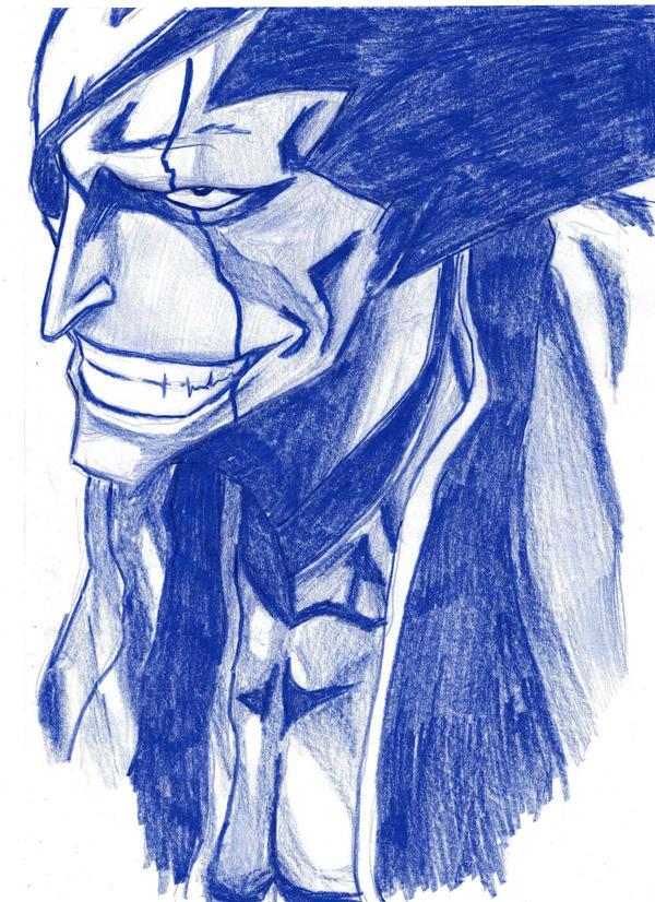 Mis Dibujos! =3  //voy progresando de a poquito// Zaraki_Kenpachi_taicho_by_Tomo_poo