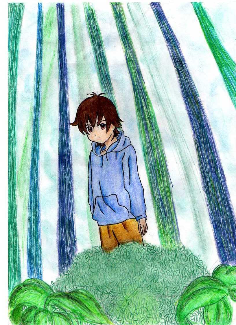 Mis Dibujos! =3  //voy progresando de a poquito// WOOd_by_Tomo_poo