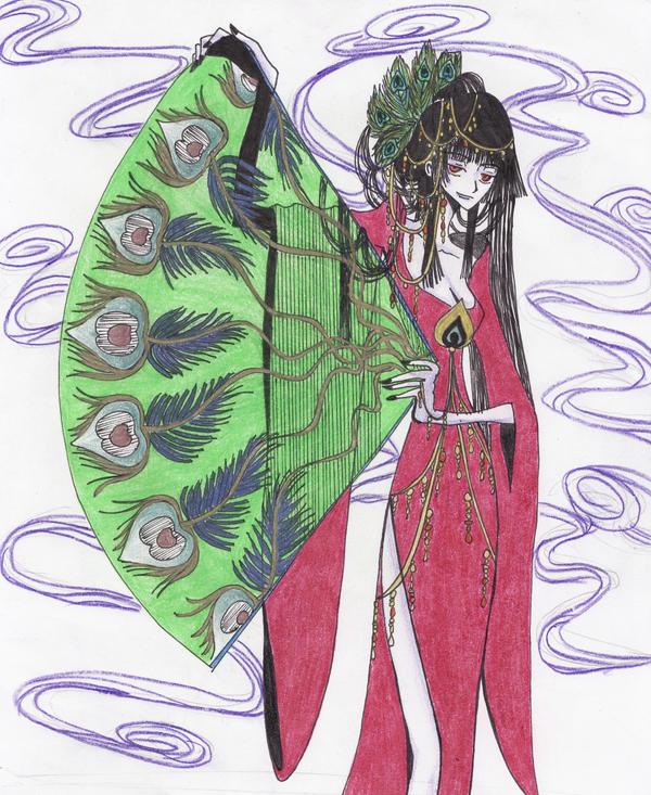 Mis Dibujos! =3  //voy progresando de a poquito// Pavo_real_by_Tomo_poo
