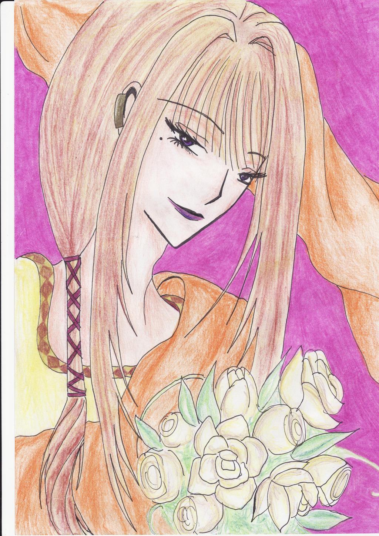 Mis Dibujos! =3  //voy progresando de a poquito// Tenshi_ja_nai_by_Tomo_poo