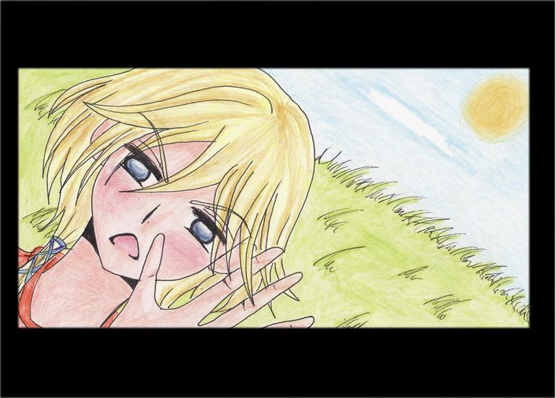 Mis Dibujos! =3  //voy progresando de a poquito// - Página 2 Kuro_taaaan_by_Tomo_poo