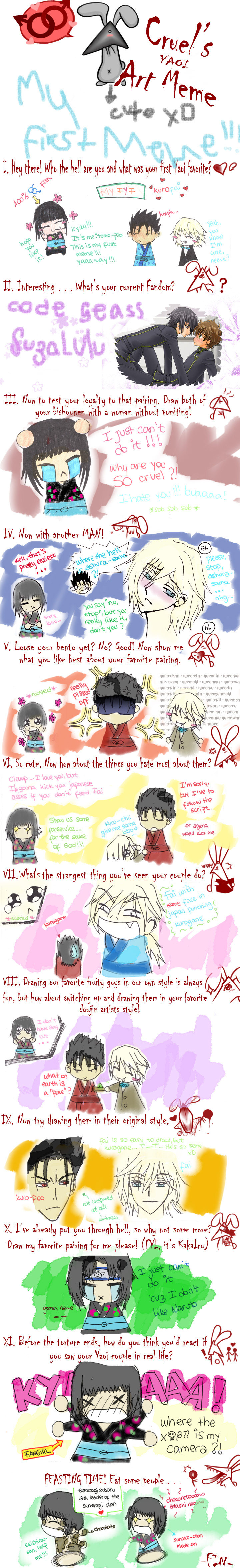 Mis Dibujos! =3  //voy progresando de a poquito// - Página 2 My_cruel_yaoi_meme_kurofai_by_Tomo_poo