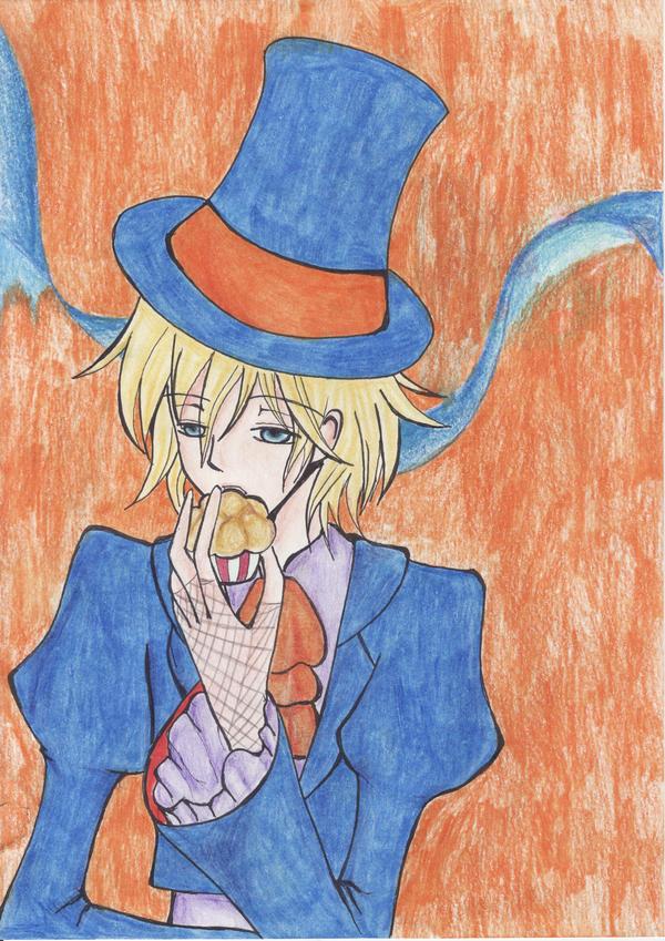 Mis Dibujos! =3  //voy progresando de a poquito// - Página 2 The_Mad_Hatter_by_Tomo_poo
