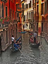 Gondolas by jk1003