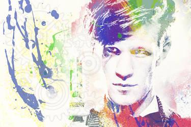 Doctor Who Wallpaper by jk1003