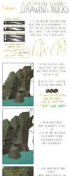 Rocks Tutorial by Fokshee