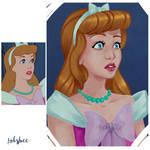 Screencap Repaint - Cinderella