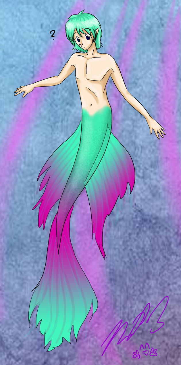 Tano as a betta fish by TheReza13