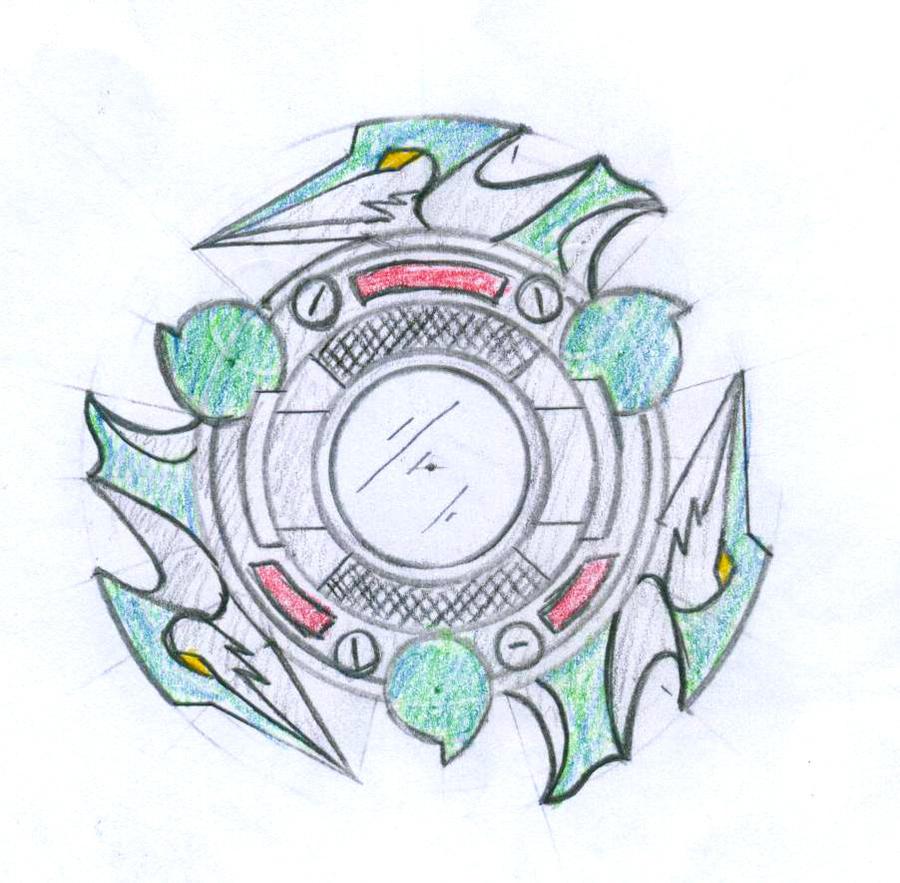 Beyblade Design By Faror1 On DeviantArt