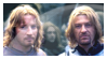Two Brothers - Stamp by faror1