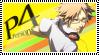P4 Yosuke - Stamp by faror1