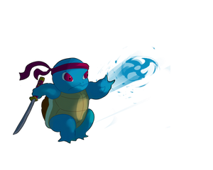 Ninja Squirtle