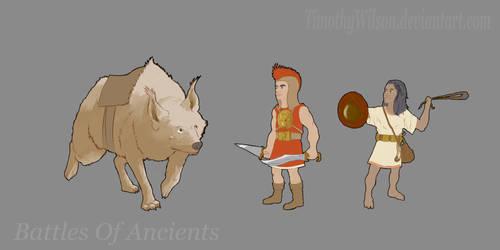 Iberian Hobbit Tribe