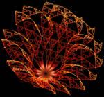 Sierpinski In Bloom by Lachesis88