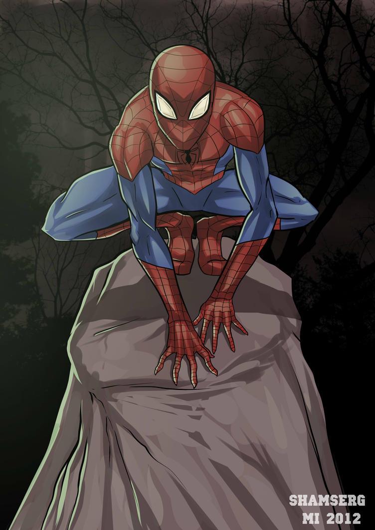 Spider-man (Mi Colors) by crow110696