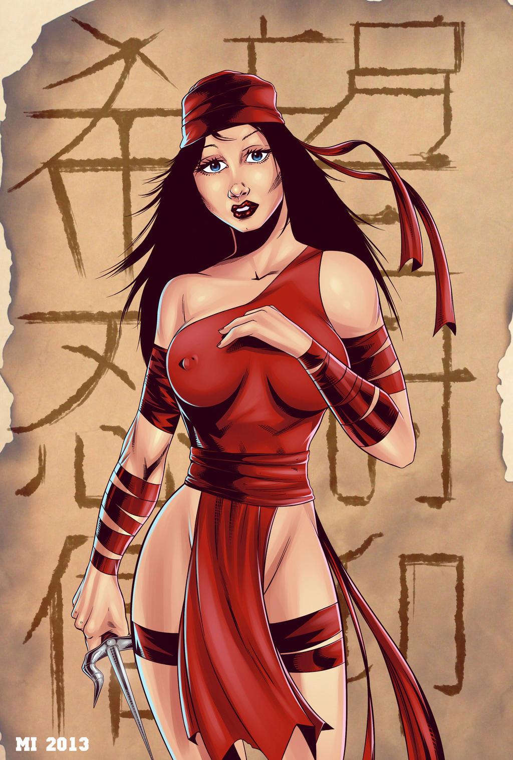 Elektra by crow110696