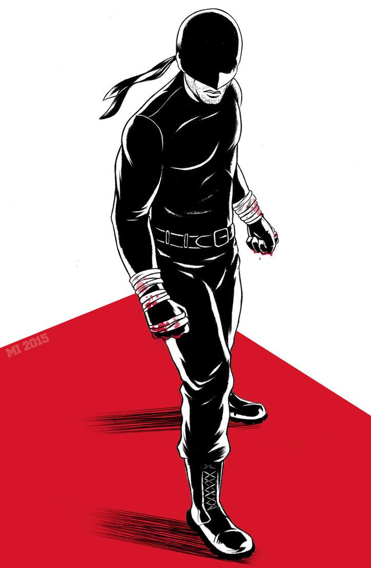 Daredevil (Netflix) by crow110696