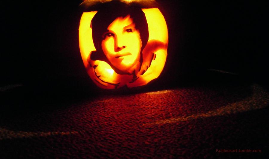 AmazingPhil Pumpkin by FailDuck