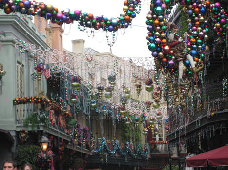 New Orleans Holiday