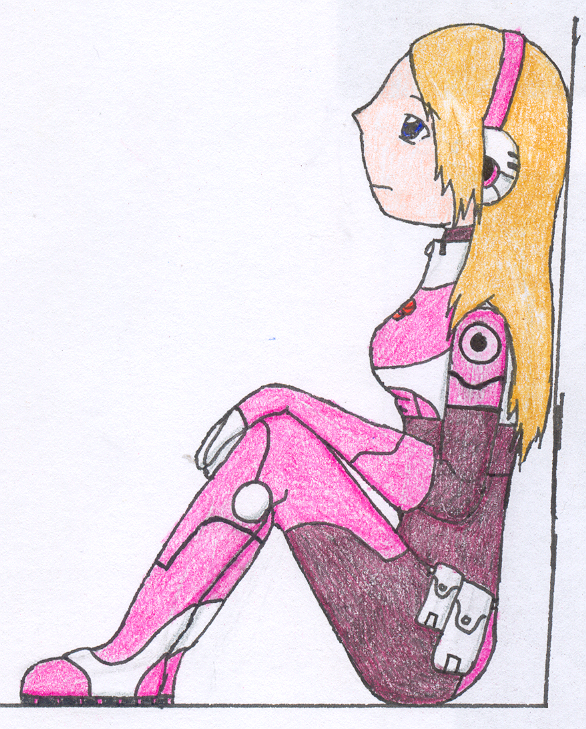 Animated Arcee Costume by Flareblade2000