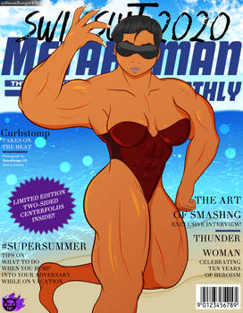 Metahuman Monthly feat. Curbstomp (Tan Variant)