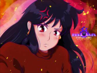 Sailor Mars Redraw