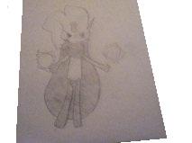 Secret sketch by 0froggydog0